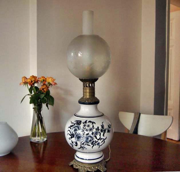 старинные лампы фото