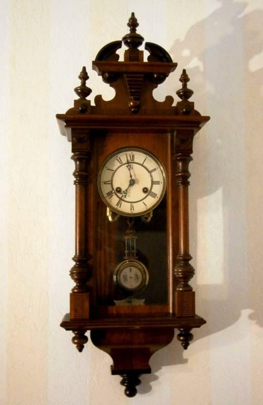dd952150ed2ce Старинные настенные французские часы Вестминстер ...